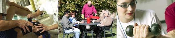 Rocky Knoll is a  great choice for short term rehab and long term care